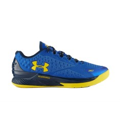 Foto Tênis Under Armour Masculino Curry One Low Basquete