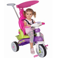 Foto Triciclo com Pedal Magic Toys Fit Trike 3339