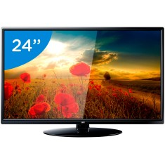 "Foto TV LED 24"" AOC LE24M1475 2 HDMI USB PC"