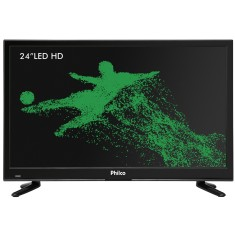 "Foto TV LED 24"" Philco PH24D21D 99243027 2 HDMI USB PC"