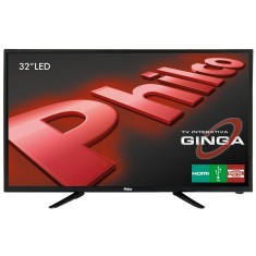 "Foto TV LED 32"" Philco PH32B51DG 2 HDMI USB"