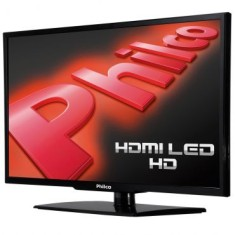 "Foto TV LED 32"" Philco PH32U20DG 3 HDMI USB LAN (Rede)"