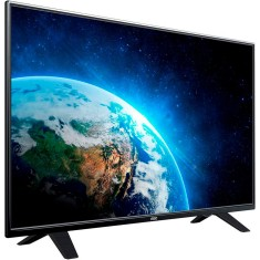 "Foto TV LED 40"" AOC Full HD LE40BF1465 2 HDMI LAN (Rede) USB"