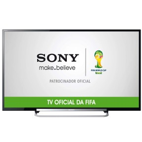 "Foto TV LED 46"" Sony Bravia Full HD KDL-46R485 2 HDMI USB"