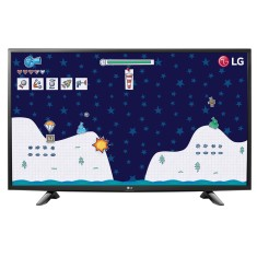 "Foto TV LED 49"" LG Full HD 49LH5150 HDMI USB Frequência 60 Hz"