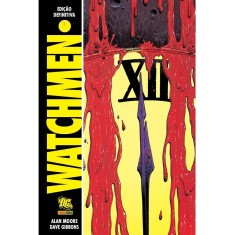 Foto Watchmen - Ed. Definitiva - Moore, Alan; Gibbons, Dave - 9788573515497