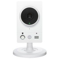 Foto WebCam D-Link Cubo 2 MP Filma em Full HD Wireless DCS-2210