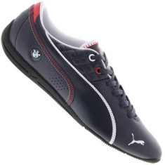 Tênis Puma Masculino Casual BMW MS Drift Cat 6 Leather