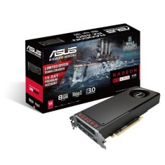 Placa de Video ATI Radeon RX 480 8 GB GDDR5 256 Bits Asus RX480-8G
