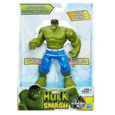 Boneco Avengers Hulk The Agents Of Smash - Hasbro