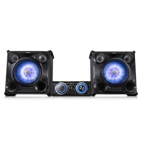 Mini System Samsung MX-FS8000 2.200 Watts Ripping Karaokê Bluetooth USB