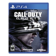 Jogo Call Of Duty Ghosts PS4 Activision