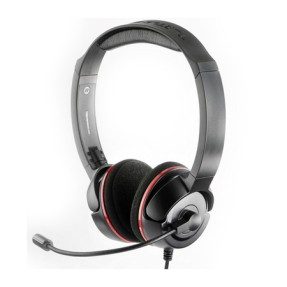 Headset Turtle Beach com Microfone Earforce ZLa
