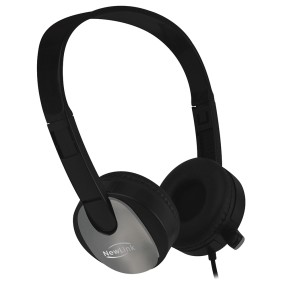 Headphone com Microfone NewLink HS107