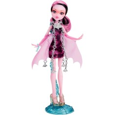 Boneca Monster High Assombrada Draculaura Mattel