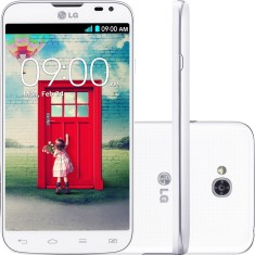 Smartphone LG L70 4GB D325 8,0 MP 2 Chips Android 4.4 (Kit Kat) Wi-Fi 3G