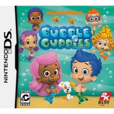 Jogo Nickelodeon Bubble Guppies 2K Nintendo DS