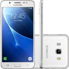 Smartphone Samsung Galaxy J5 2016 Metal 16GB J510 13,0 MP 2 Chips Android 6.0 (Marshmallow) 3G 4G Wi-Fi