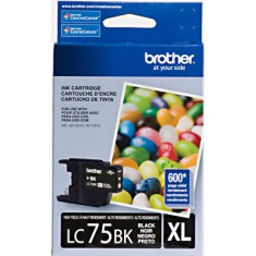 Cartucho Preto Brother LC75BK