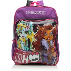 Mochila Escolar Sestini Monster High 16M Plus G 63911
