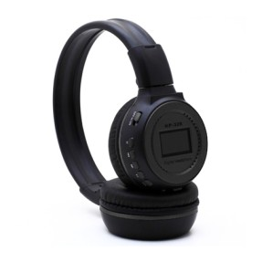 Headphone Bluetooth Knup Rádio