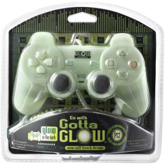 Controle PS2 Gaming - Glow