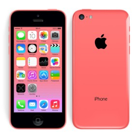 Smartphone Apple iPhone 5C 32GB Câmera 8,0 MP Desbloqueado Wi-Fi 3G