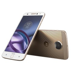 Smartphone Motorola Moto Z Z Play Power Edition 32GB XT1635-02 16,0 MP 2 Chips Android 6.0 (Marshmallow) 3G 4G Wi-Fi