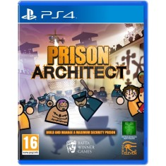Jogo Prison Architect PS4 Double Eleven