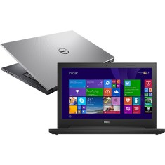 "Notebook Dell Inspiron 3000 Intel Core i5 5200U 5ª Geração 4GB de RAM HD 1 TB 15,6"" Windows 8.1 i15 3543"