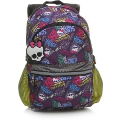 Mochila Escolar Sestini Monster High 16T05