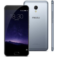 Smartphone Meizu MX6 4GB 12,0 MP 2 Chips Android 6.0 (Marshmallow) 3G 4G Wi-Fi