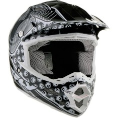 Capacete Fly F2 Dragon Off-Road