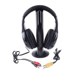 Headphone Wireless Rádio HI-FI MH2001