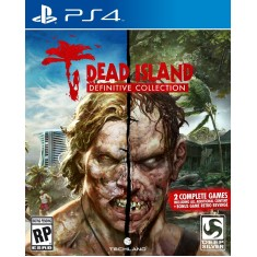 Jogo Dead Island Definitive Collection PS4 Deep Silver