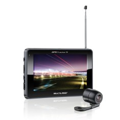 "GPS Automotivo Multilaser GP037 5,0 "" TV Digital"