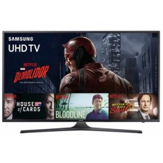 "Smart TV TV LED 70"" Samsung Série 6 4K HDR Netflix UN70KU6000 3 HDMI"