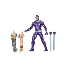 Boneco Marvel Legends Machine Man Infinite Series B0438/B1478 - Hasbro