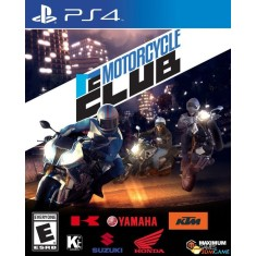 Jogo Motorcycle Club PS4 Maximum Games