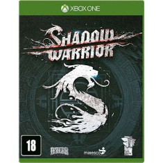 Jogo Shadow Warrior Xbox One Majesco Entertainment