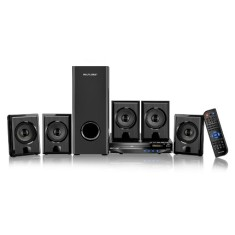 Home Theater Multilaser com DVD 240 W 5.1 Canais SP224