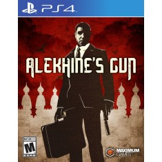 Jogo Alekhines Gun PS4 Maximum Family Games