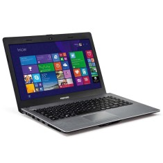 "Notebook Positivo Stilo Intel Pentium N3540 4GB de RAM HD 500 GB 14"" Windows 8.1 XR5440"