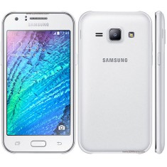 Smartphone Samsung Galaxy J1 4GB J100 5,0 MP 2 Chips Android 4.4 (Kit Kat) Wi-Fi 3G
