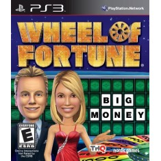 Jogo Wheel of Fortune PlayStation 3 THQ