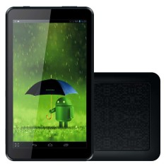"Tablet Amvox 8GB LCD 7"" Android 4.4 (Kit Kat) 1,3 MP ATB 440"