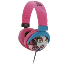 Headphone Multilaser Monster High PH107 Ajuste de Cabeça