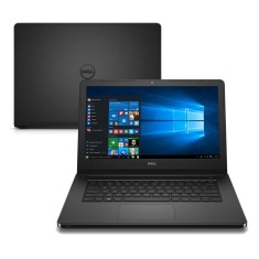 "Notebook Dell Inspiron 5000 Intel Core i5 5200U 5ª Geração 8GB de RAM HD 1 TB 14"" Windows 10 Home I14-5458-B37P"