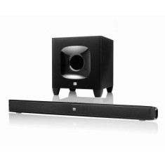 Home Theater Soundbar JBL 320 W 2.1 Canais 4 HDMI SB400
