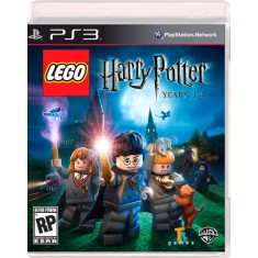 Jogo Lego Harry Potter: 1 a 4 Anos PlayStation 3 Warner Bros